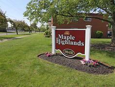 Community Signage, Maple Highlands, 0