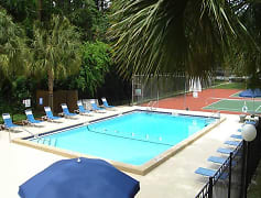 Pool, Creekwood Apartments, 0