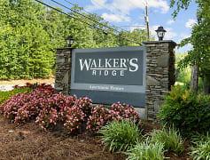 Community Signage, Walker's Ridge, 0