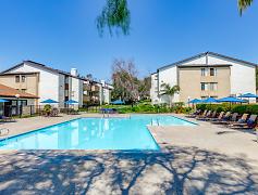 Pool, Pepperwood Apartments, 0