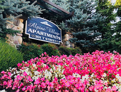 Community Signage, Alpine Village, 0