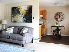 Living Room, Wentworth Estates, 0