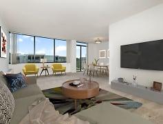 Living Room, The Buchanan, 0