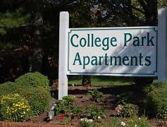 Community Signage, College Park Apartments, 0