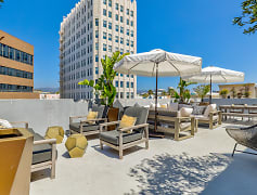 Patio / Deck, The Mayfair Residences at Santa Monica Beach, 0