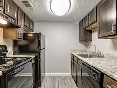 Kitchen, The Palmiere Apartments, 0