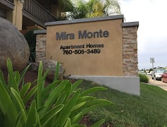 Landscaping, Mira Monte Apartments, 0