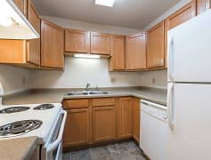 Kitchen, Sierra Ridge Apartments, 0
