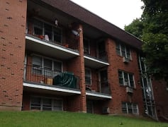 Building, Trowbridge Apartments, 0