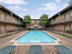 Pool, Three Fountains III, 0