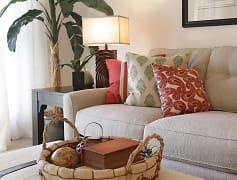 Living Room, Hills Chapel Apartments, 0
