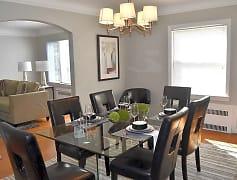 Dining Room, Cleveland Ohio Residence LLC, 0