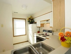 2 Bedroom Kitchen