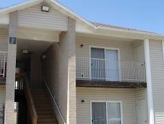 Building, Pin Oak Apartments, 0