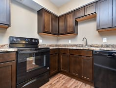 Kitchen, Silver Springs Apartments, 0