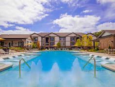 Pool, One White Oak Apartments, 0