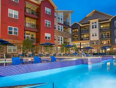 Resort-Inspired Swimming Pool