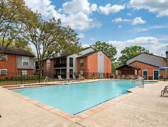 Pool, Foundations at Austin Colony Apartments, 0