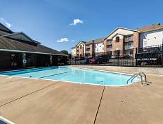 Pool, Quail Creek Apartments, 0