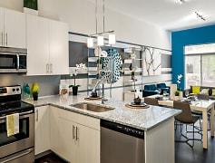 Kitchen, Luxor Lifestyle Apartments, 0