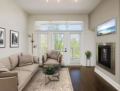 Living Room, The Residences at Park Place, 0