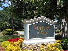 Community Signage, Milgen Village, 0