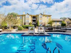 Pool, Copper Creek Apartments, 0