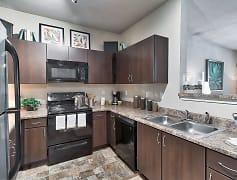 Kitchen, Spring Creek Apartment Homes, 0