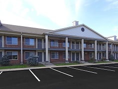 Building, Davis Creek Apartments, 0