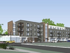 1 and 2 bedroom apartments at Circle North in Cleveland, OH