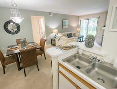 Dining Room, Summer Ridge Apartments, 0