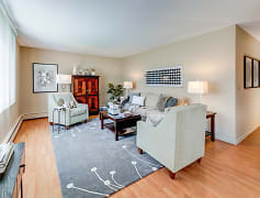 Living Room, West End Apartments, 0