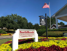 Community Signage, Northbrook Apartments, 0