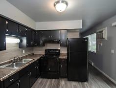 Kitchen, First Flats, 0