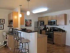 Kitchen, The Fountains Apartments, 0
