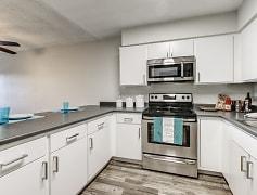 Kitchen, Arcadia Lofts, 0