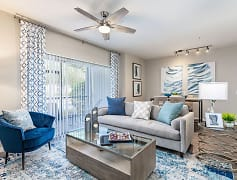 Living Room, The Arbors at Carrollwood Apartments, 0