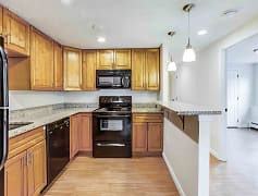 Kitchen, Dover Heights Apartments, 0