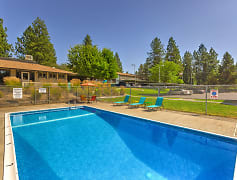 Pool, Rosewood Club Apartments, 0