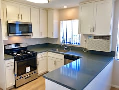 Kitchen, Towne Center Apartments, 0
