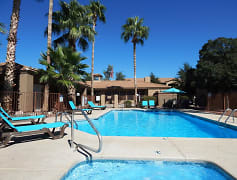 Pool, Mission Tierra, 0