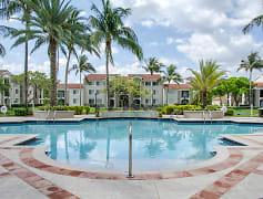 Pool, Miramar Lakes Apartments, 0
