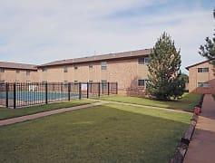 Pool, Fox Valley Apartments, 0