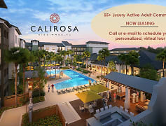 Caliorsa 55+ Luxury Active Adult Apartments Now Leasing