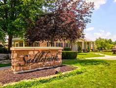 Community Signage, Saddlebrook Townhomes - KS, 0
