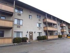 Building, Poplar Apartments, 0