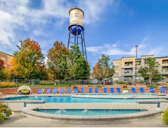 Pool, Water Tower Flats, 0