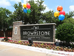 Brownstone Townhomes - Exterior Sign