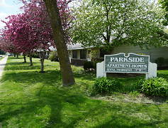 Community Signage, Parkside Townhomes, 0