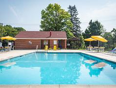 Pool, Colebrook Apartments, 0